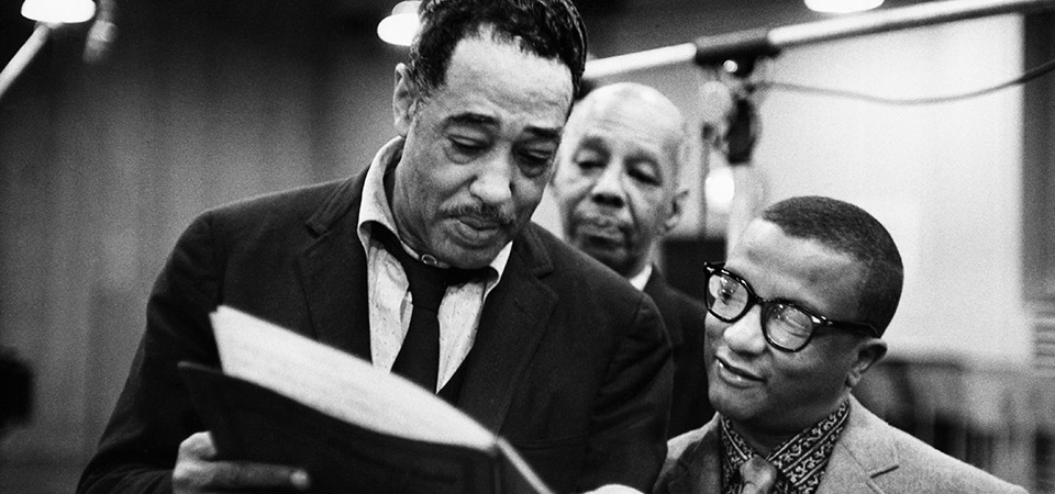 Duke Ellington Billy Strayhorn 2